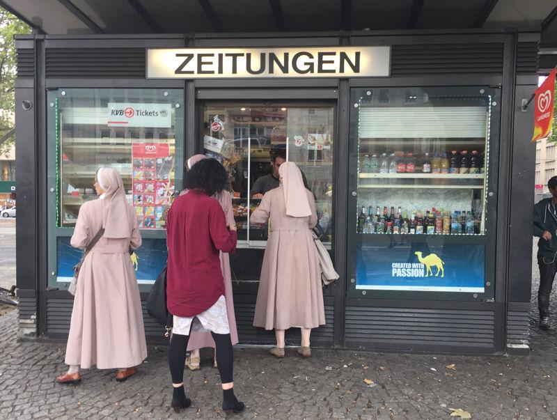 Büdchen am Neumarkt