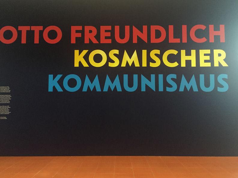 Otto Freundlich Ausstellung Im Museum Ludwig