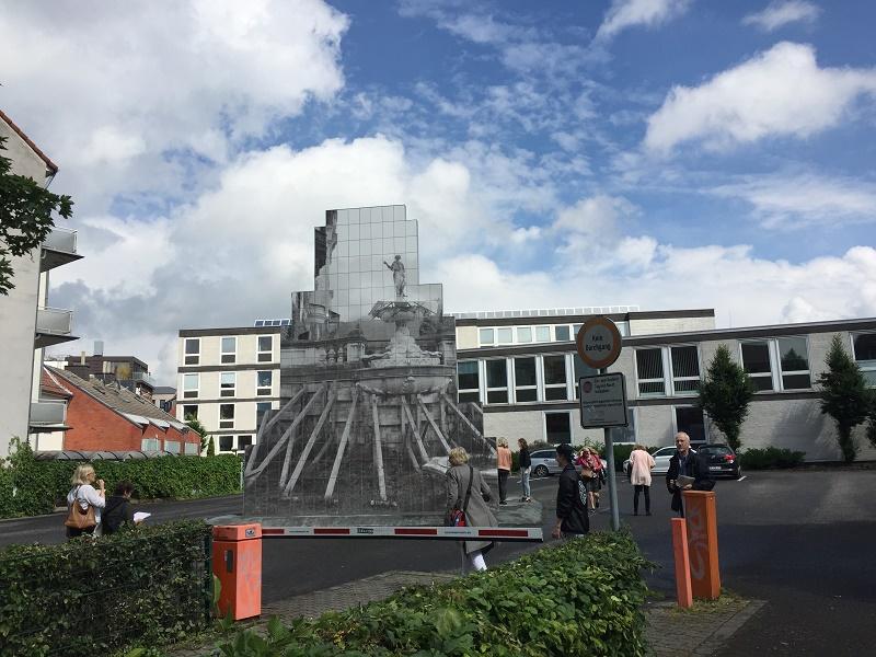 Peles Empire. Skulptur-Projekte Münster
