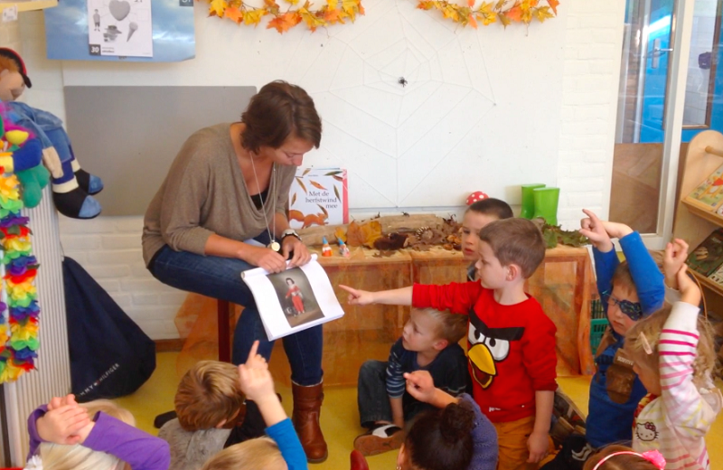 5) VTS-Training im Kindergarten 2015