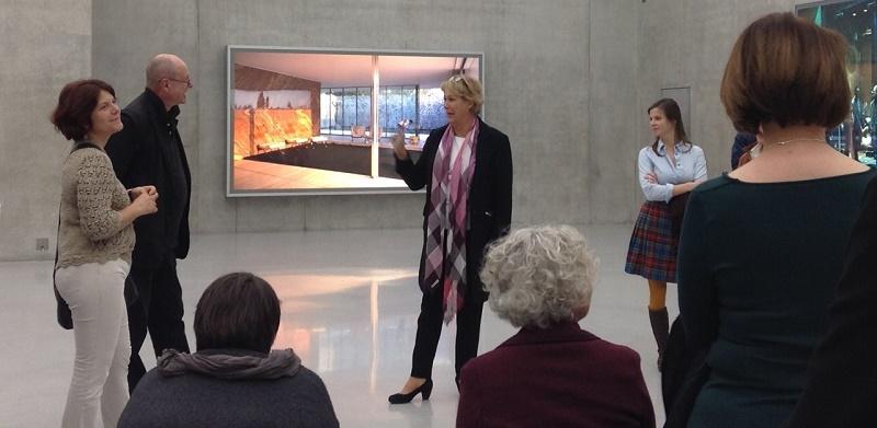 6. Vorstellung von VTS im Kunsthaus Bregenz, 2014