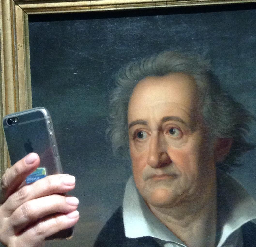Goethe2_Selfie