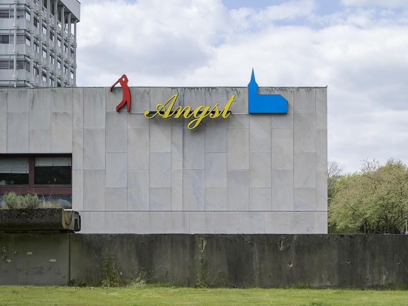 Lutger Gerdes. Angst. Skulptur Projekte Münster