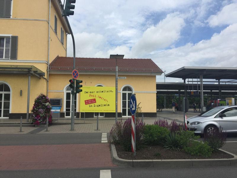 Bahnhof Ingelheim