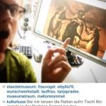 Selfie mit Kommentarfunktion I